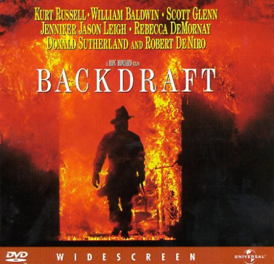 Action/Adventure-Backdraft / (Ws) Dvd New