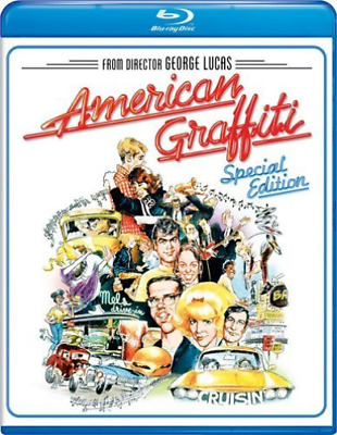 DREYFUSS,RICHARD-AMERICAN GRAFFITI (SPECIAL EDITION) Blu-Ray NEW