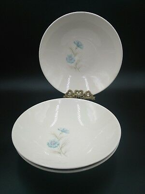 """3 Boutonnier Ever Yours Vegetable Serving Bowl Taylor Smith 8"""" Round Mid Century"""
