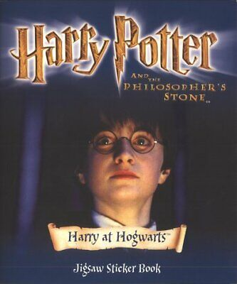 Harry Potter and the Philosopher's Stone: Harry at Hogwarts, J. K. Rowling, Used