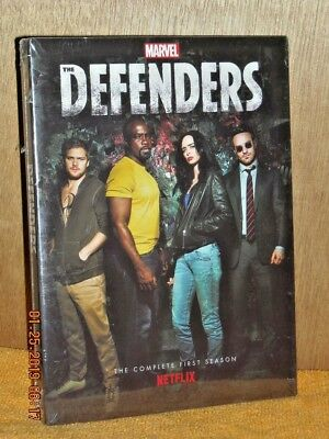 The Defenders: The First Season (DVD, 2011, 5-Disc Set) Charlie Cox Krysten R