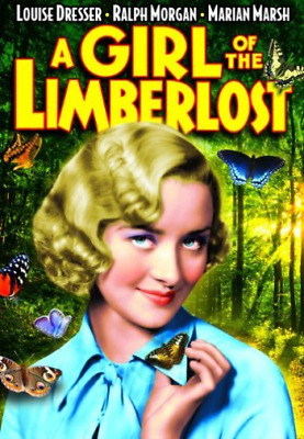 Dresser,louise-Girl Of The Limberlost / (B&w) Dvd New