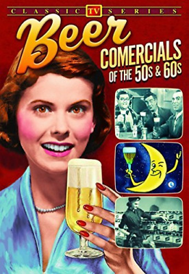 Artist Not Provided-Beer Commercials Of The 50`s And 60`s Dvd New