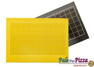 Panel Glued Double Face Yellow Haccp Packaging 12Pz