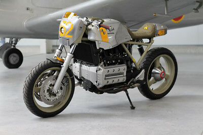 BMW K100, Flying Brick, Cafe Racer