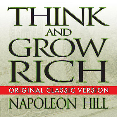 (AUDIOBOOK + PDF) Think and Grow Rich - Napoleon Hill (DIGITAL)