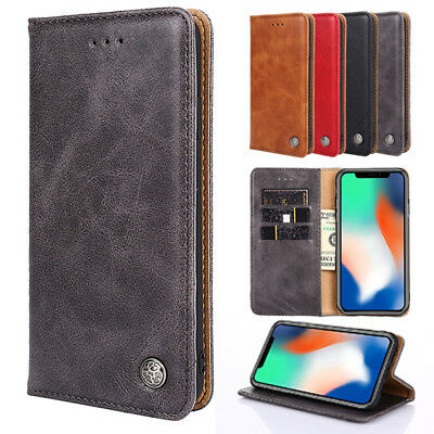 For Meizu M6 Note M5 M3 M2 Note Luxury Business Flip Wallet Leather Cover Case
