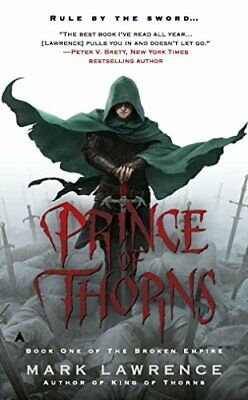 Prince of Thorns (Broken Empire), Lawrence, Dr Mark, Used; Good Book