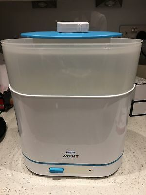 Philips Avent 3-In-1 Electric Steam Steriliser - The easiest way to sterelise