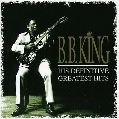 Cd His Definitive Greatest Hits Bb King (2Cd)
