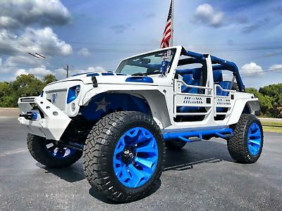 Jeep Wrangler Lifted >> 2018 Jeep Wrangler Jk Unlimited Rubicon Lifted Leather