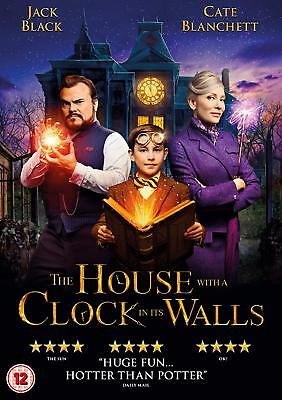 The House with a Clock in its Walls New DVD / Still Sealed / Free Delivery