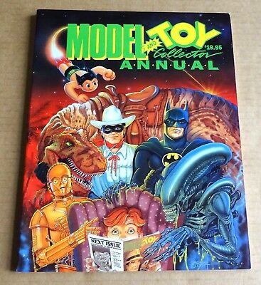 """Usa Back Issue  """"model & Toy Collector"""" Annual  """"aliens, Terminator, Munsters"""""""
