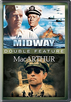 Midway / Macarthur Double F...-Midway / Macarthur Double Feature (2Pc) / Dvd New