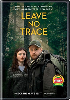 Leave No Trace-Leave No Trace Dvd New