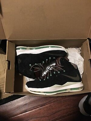 91bb5dc7d903e NIKE LEBRON X EXT Cork QS 580890-200 10.5 air max 10 supreme 11 12 1 ...