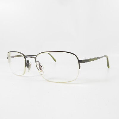 f6d467d0d1 Hugo Boss Semi-Rimless Y3881 Used Eyeglasses Glasses Frames - Eyewear