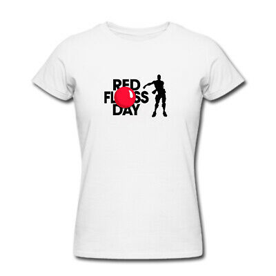 Red Nose day 2019, Red Floss Day Gaming T-Shirt (Children's)