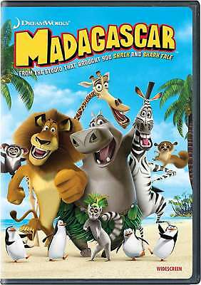 Madagascar (Widescreen Edition), New DVD, Stephen Apostolina, Sacha Baron Cohen,