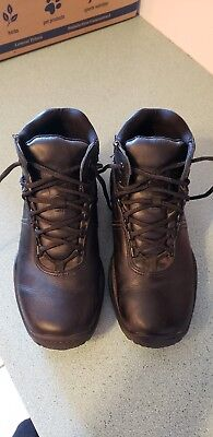 6e2e1065b66 Reebok CP850 USPS CERTIFIED Work Boots. 8.5W Worn only twice! FREE SHIP!