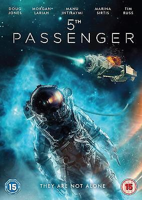 5th Passenger New DVD / Still Sealed / Free Delivery