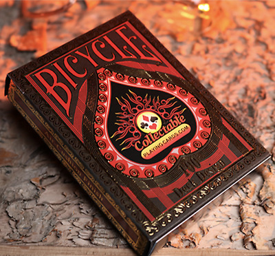 Bicycle Limited Edition CPC 100th Deck Design - SAVE $3.30!