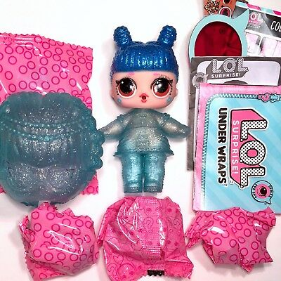 Lol Surprise 4 Under Wraps Kawaii Queen New Sealed Bags COLOR CHANGER Capsule