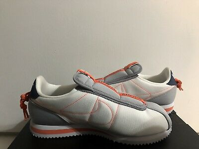 best loved 85d0f 5afec NIKE CORTEZ BASIC Slip Kendrick Lamar White Men's Size 8