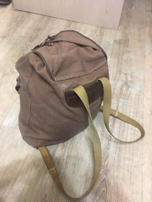 GENUINE Russian soviet army duffel bag USSR backpack 100% original