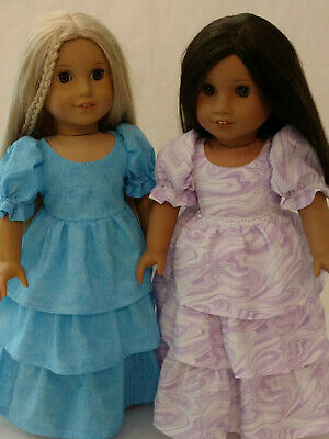 """18"""" Doll Dress fits 18 inch American Girl Doll Clothes 77ab"""