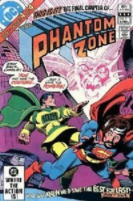 Phantom Zone (1982 Ltd) # 4 Near Mint (NM) DC Comics MODERN AGE