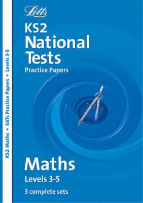 Letts Key Stage 2 Practice Test Papers - Maths SATs: Levels 3-5, Jason White, Us