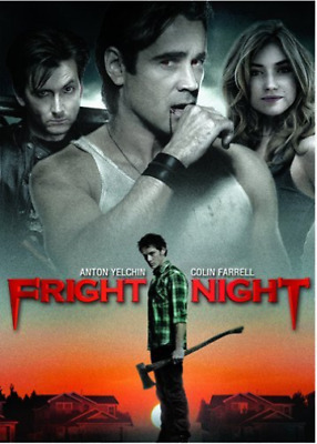 HORROR-Fright Night DVD NEW