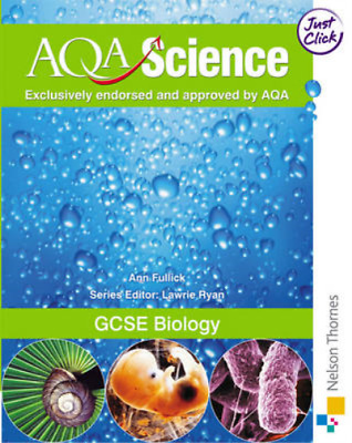 AQA Science GCSE Biology: 2, Ann Fullick, Used; Good Book