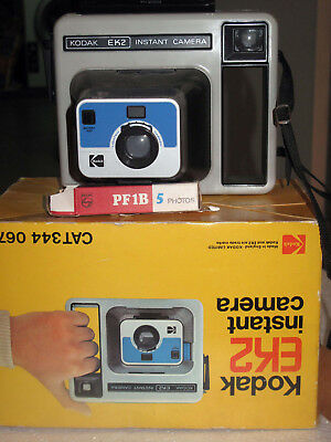 APPAREIL PHOTO KODAK Ek2 Instant Camera - EUR 13,50   PicClick FR 6a727b5854b3