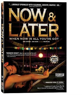 Now & Later-Now & Later Dvd New