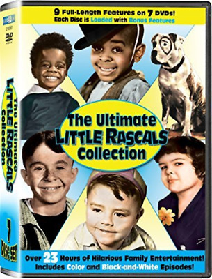 Ultimate Little Rascals Col...-Ultimate Little Rascals Collection (7Pc)  Dvd New