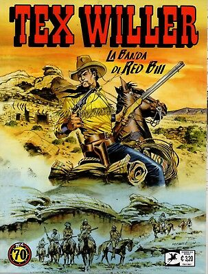 Tex Willer 2.La banda di Red Bill.Sergio Bonelli Editore