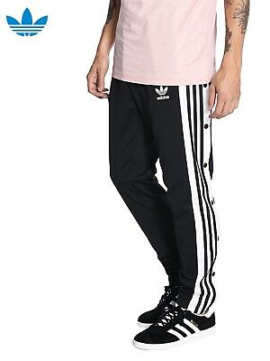 Details about [BR2238] Mens Adidas Originals Adibreak Snap Track Pants Legend Ink