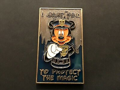 Walt Disney World Security To Protect The Magic Challenge  Coin