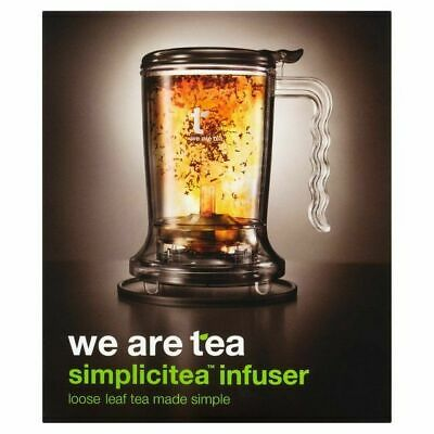 We Are Tea Simplicitea Infuser for Loose Tea | Brand New | Cheapest & Free Post