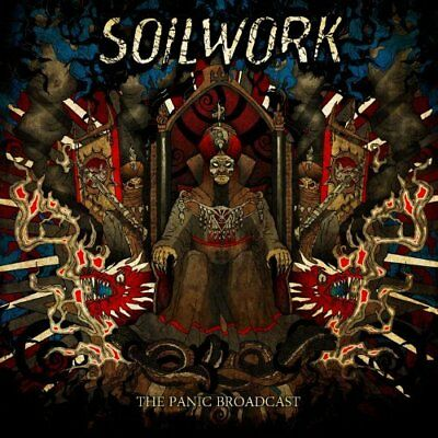 Soilwork-Panic Broadcast (Limited) Cd New