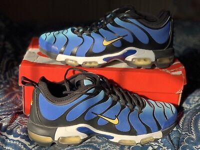newest collection 3e24d fbedb NIKE AIR MAX Plus TN Ultra HYPER BLUE Mens Size 10