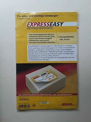 Express easy Paketmarke national