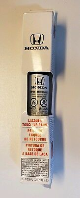 Genuine OEM Honda Touch-Up Paint Pen - NH603 White Diamond Pearl