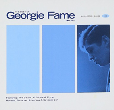 Georgie Fame-The Best Of Georgie Fame 1967-1971 CD NEW