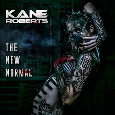 Kane Roberts-The New Normal CD NEW