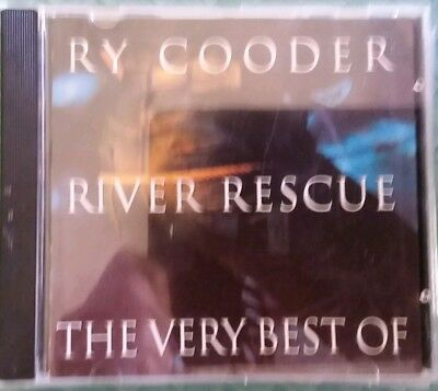 Ry Cooder River Rescue The Very Best Of. Cd.