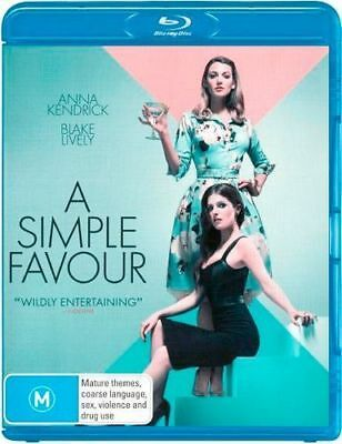 A Simple Favour (2018, Blu-Ray)