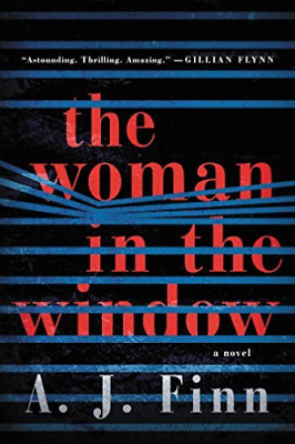 Finn A. J.-The Woman In The Window BOOK NEW